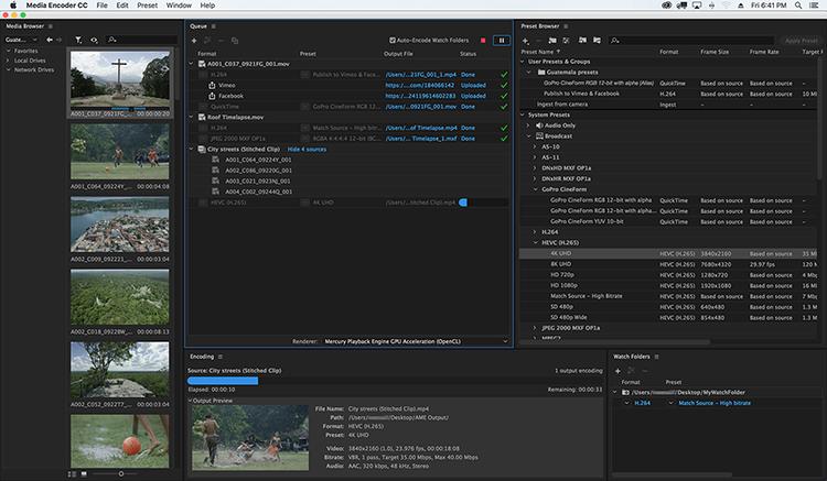 【好東西分享】Adobe Media Encoder 2020 免費版下載