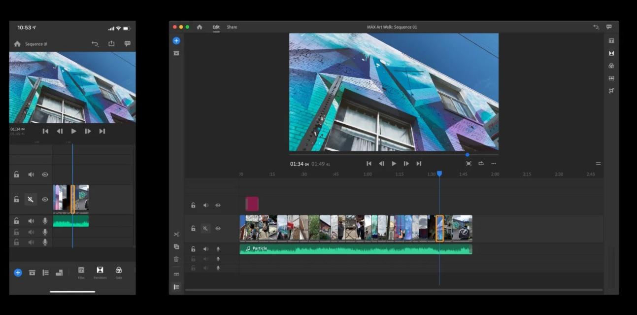 【好東西分享】Adobe Premiere Rush 2021免費下載