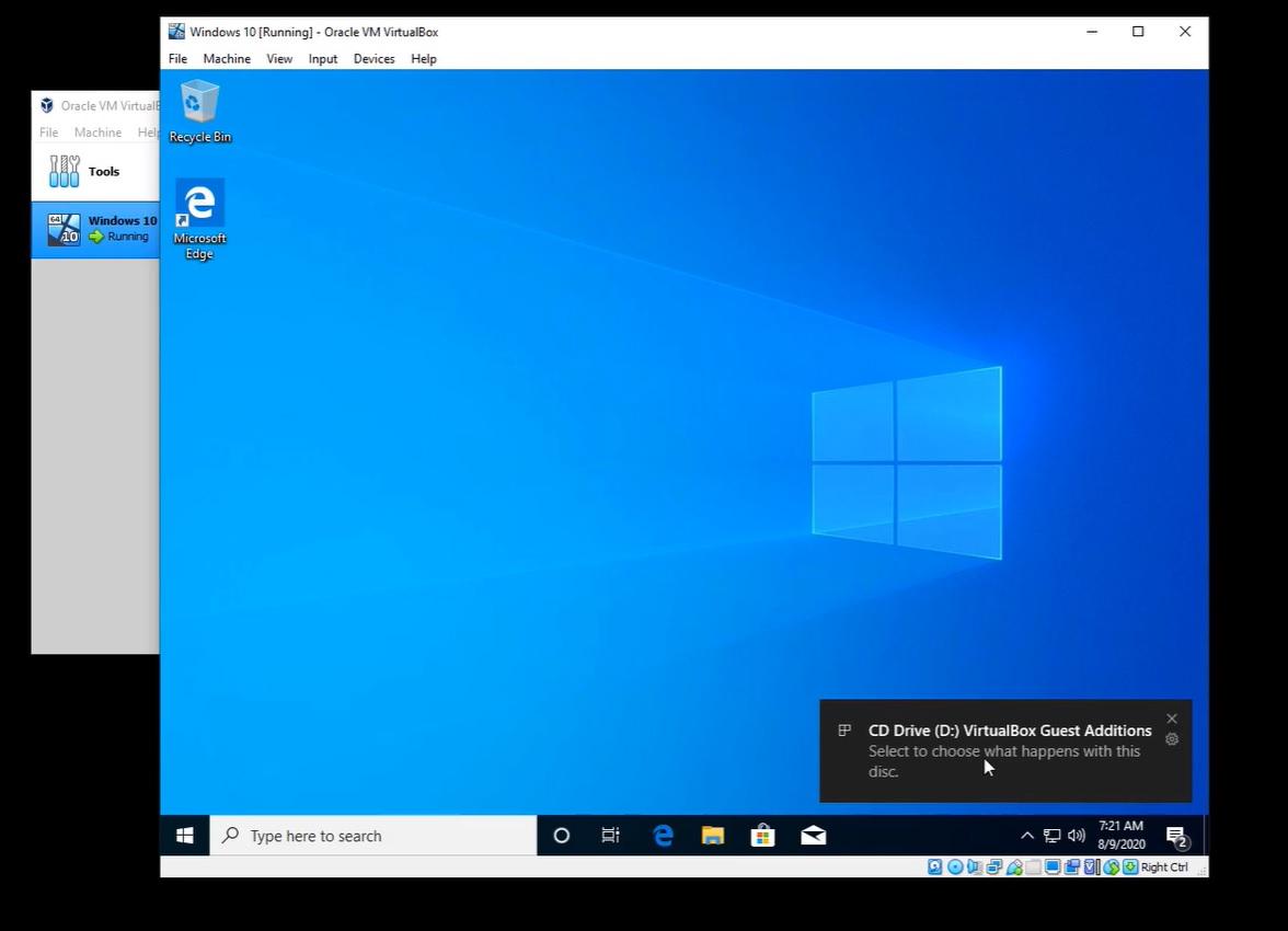 VirtualBox 16 pro 破解版 2021